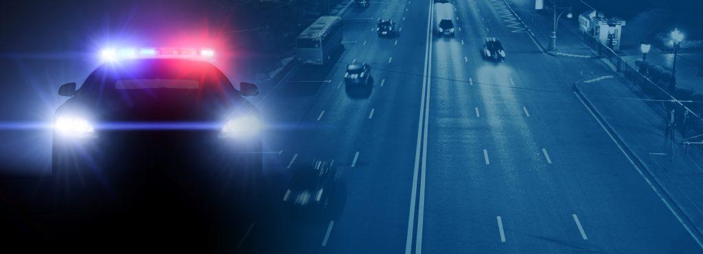 Indiana Law Enforcement banner background
